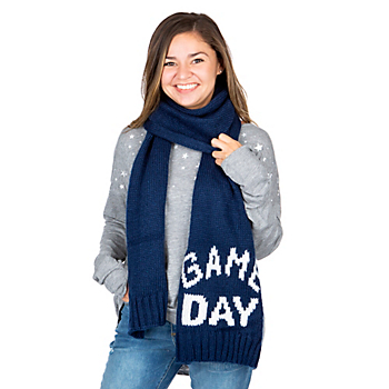Wooden Ships Gameday Scarf