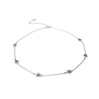 Studio Marlyn Schiff Silver Star Necklace