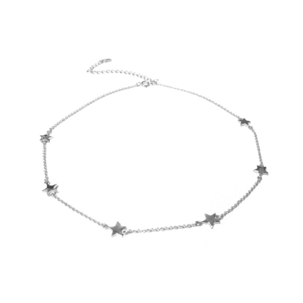 Studio Marlyn Schiff Silver Star Necklace
