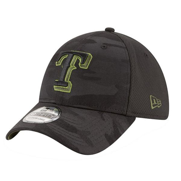 Texas Rangers New Era Memorial Day 39Thirty Cap