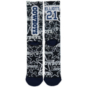 Dallas Cowboys Ezekiel Elliott Montage Socks