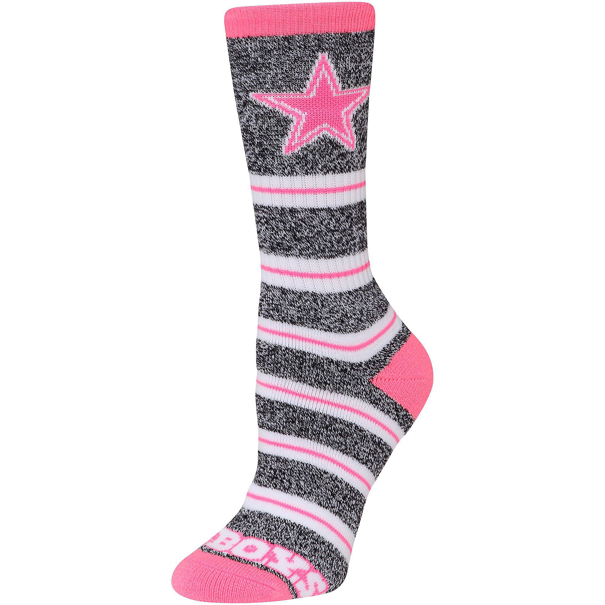 Dallas Cowboys Melange Stripe Sock