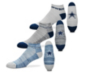 Dallas Cowboys 3-Pack Mens Socks