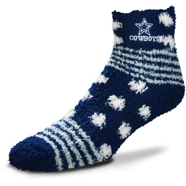 Dallas Cowboys Sleep Soft Homegater Socks