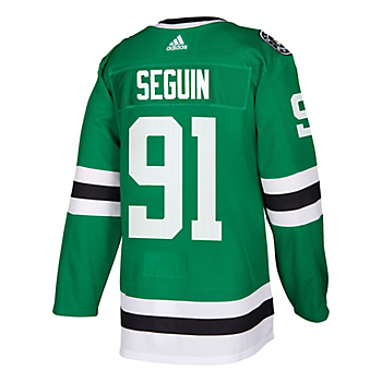 Dallas Stars Adidas Tyler Seguin #91 Authentic Jersey