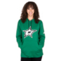 Dallas Stars Adidas Womens Hockey Half-Zip Hoody