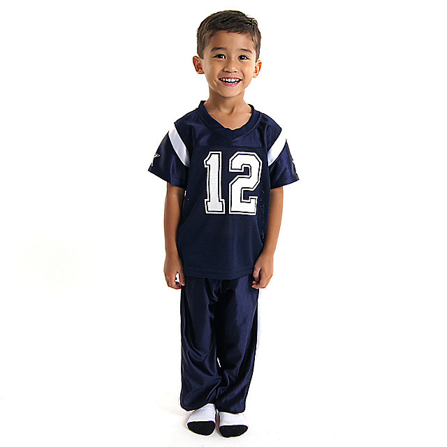 Dallas Cowboys Toddler Uniform Set