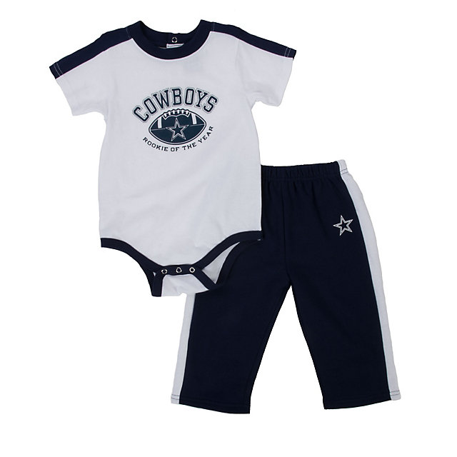 Dallas Cowboys Infant Bodysuit and Pant Set | Kids $10 ...