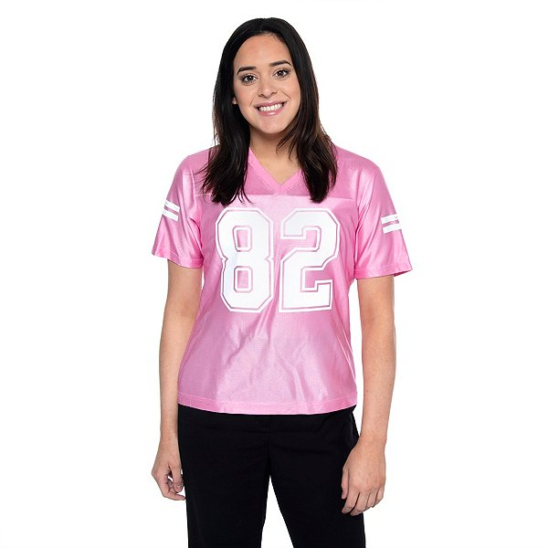 Dallas Cowboys Womens Jason Witten #82 Pink Jersey