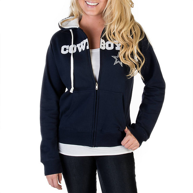 Dallas cowboys hoodies for women