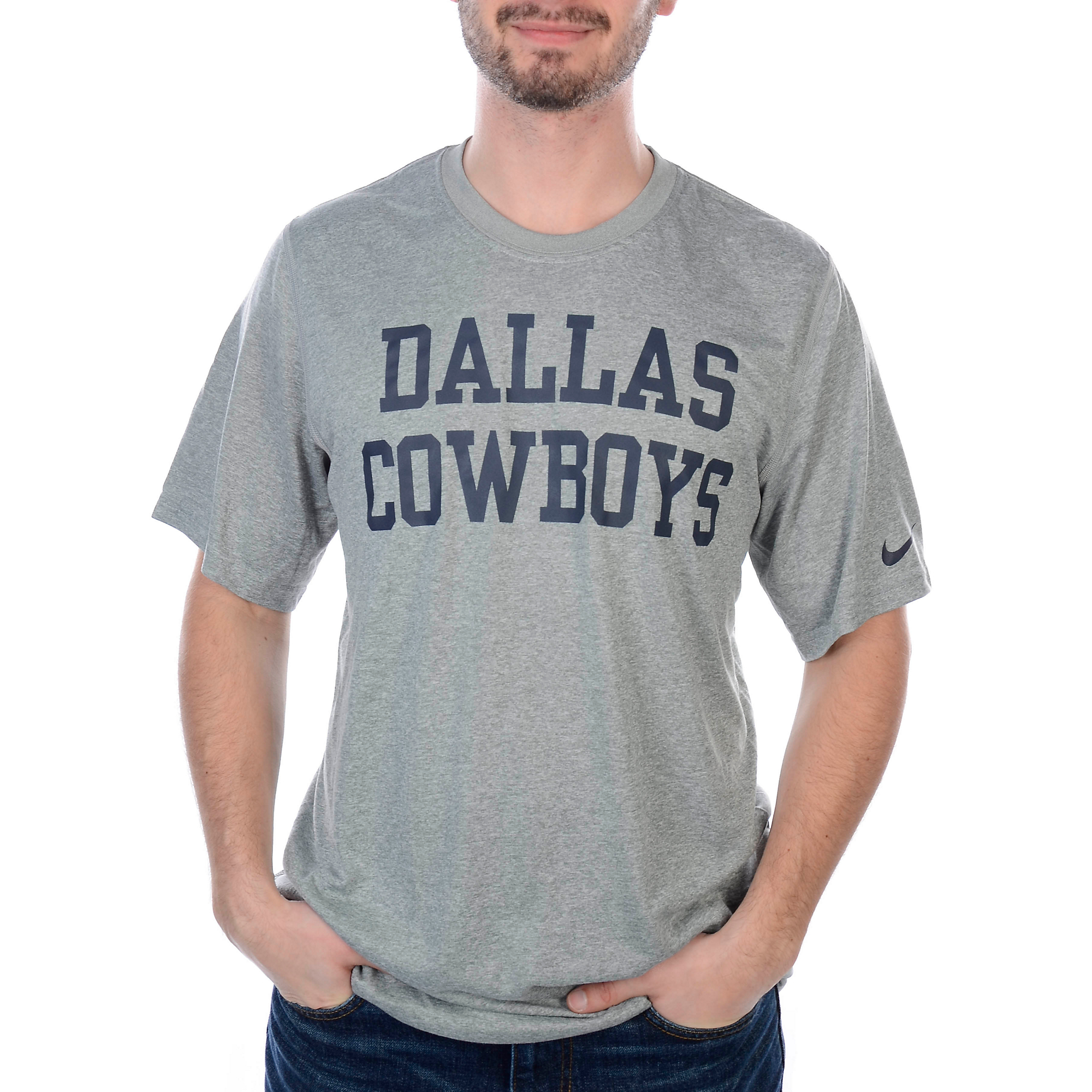 Dallas Cowboys Nike Legend Coaches T-Shirt  731a8fb6f
