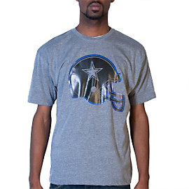 Dallas Cowboys Dark Helmet Star Tee