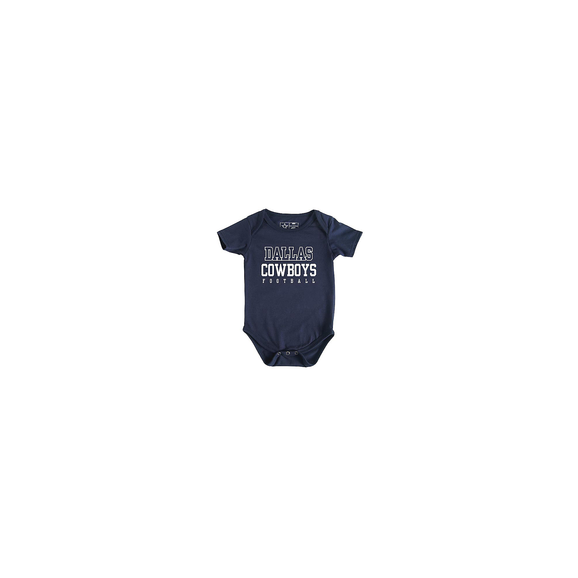 Dallas Cowboys Infant Practice Tee Bodysuit