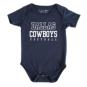 Dallas Cowboys Infant Practice Tee Bodysuit