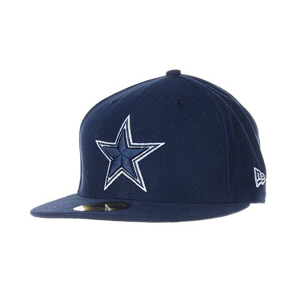 Dallas Cowboys New Era Mens 59Fifty Classic Hat