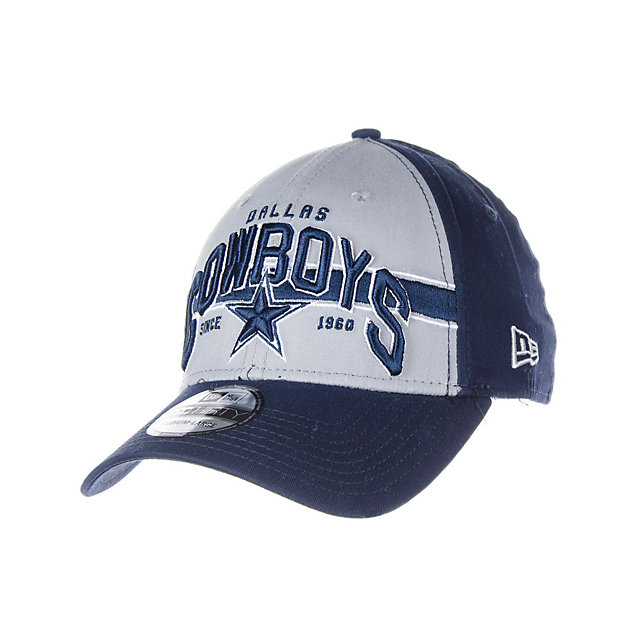 Dallas cowboys new era tri band 39thirty hat mens 5 for Dallas cowboys fishing hat