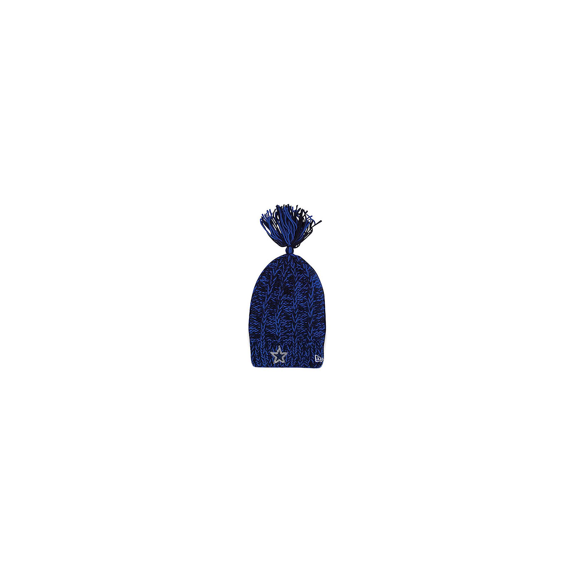 83a21ae9 Dallas Cowboys New Era Ladies Winter Slouch Knit Cap | Dallas Cowboys Pro  Shop