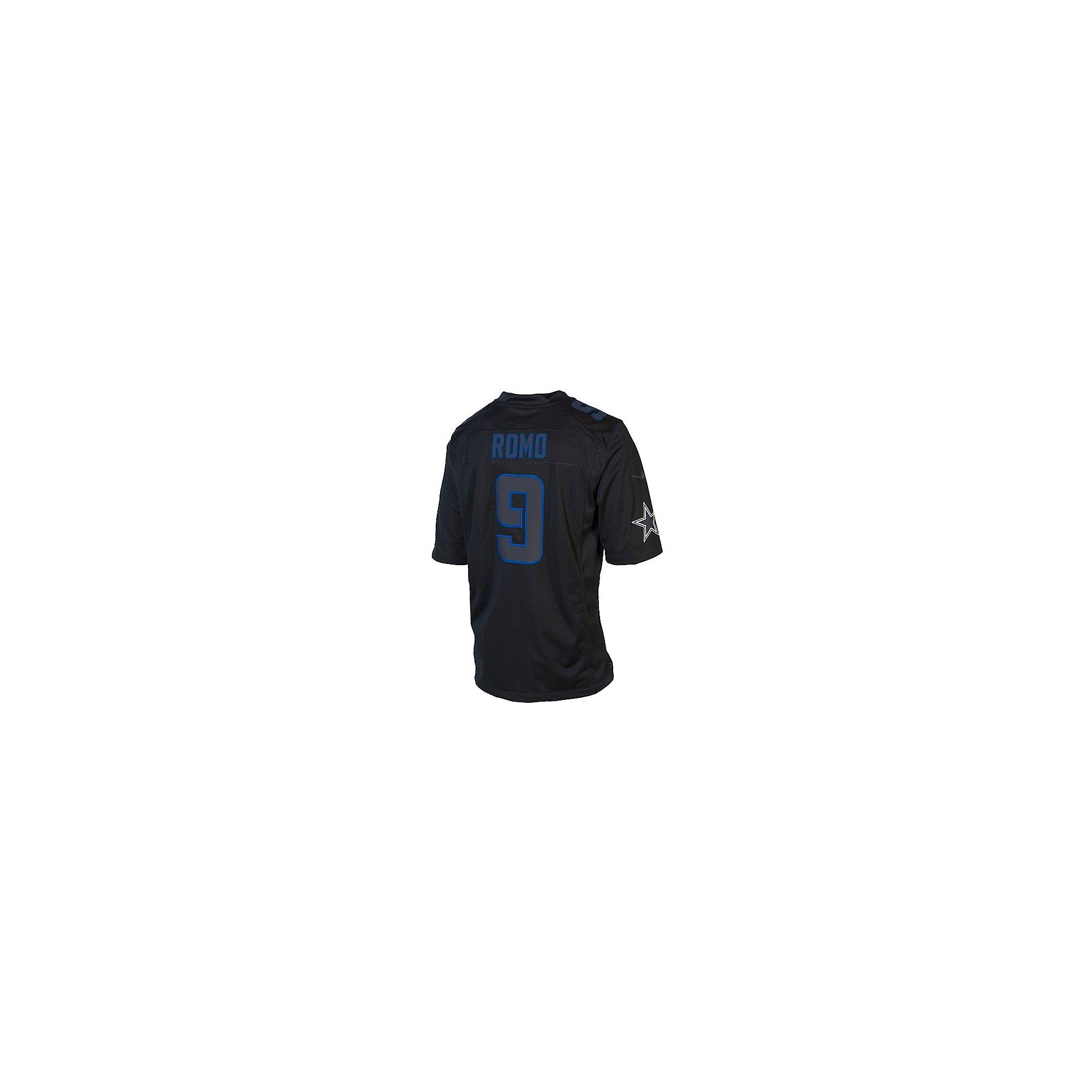 black and blue dallas cowboys jersey