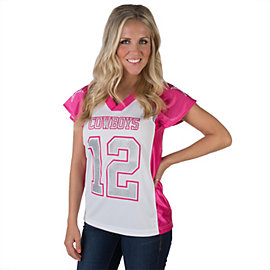Dallas Cowboys Fan Fashion Jersey