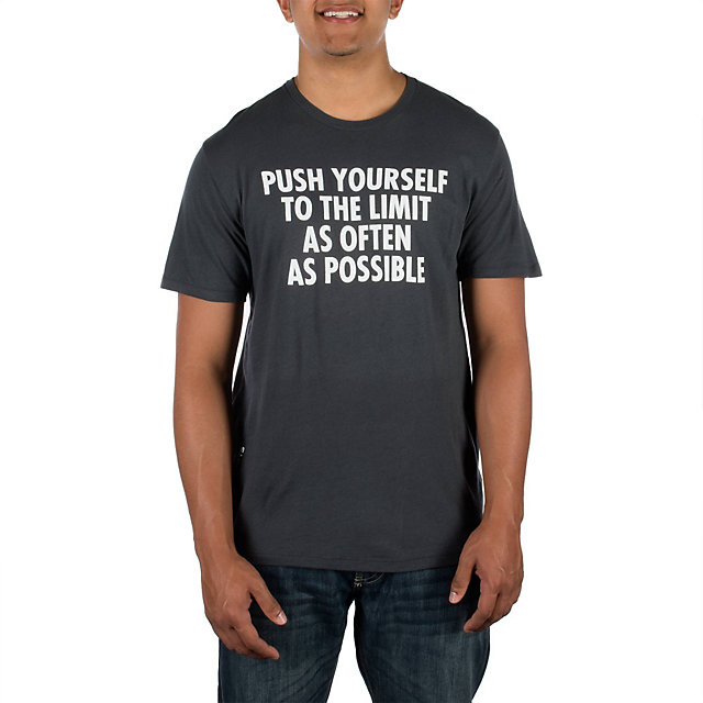 Dallas Cowboys Jenny Holzer Push Yourself Tee