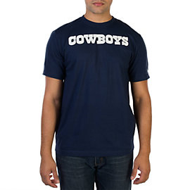 Dallas Cowboys Nike Fast Wordmark Tee