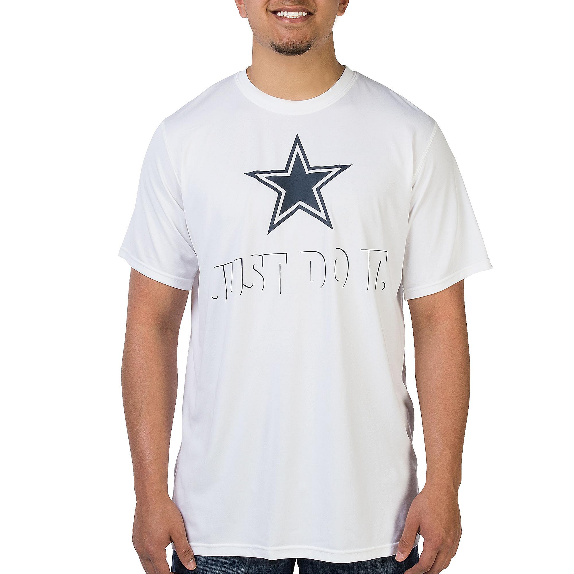 Dallas Cowboys Nike Legend Just Do It Tee