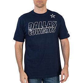 Dallas Cowboys Nike Faster Short Sleeve Tee