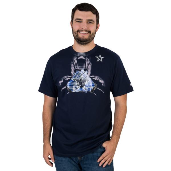 Dallas Cowboys Nike Team Glove Tee
