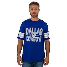 Dallas Cowboys Nike Rewind Football Top