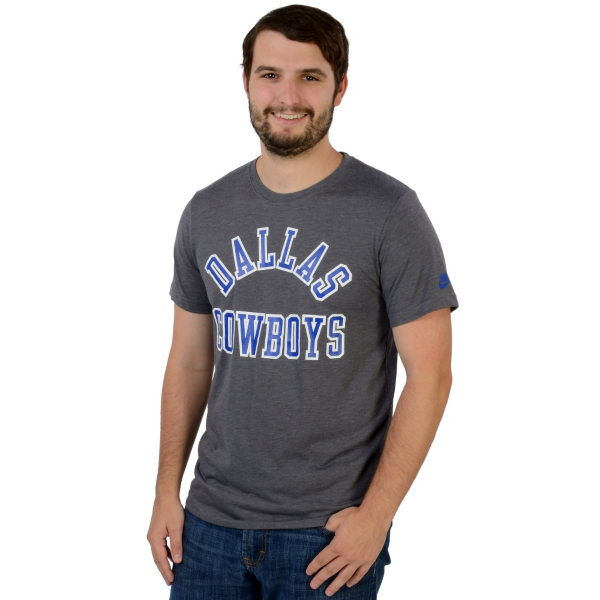 Dallas Cowboys Nike Mens Rewind Run Game T-Shirt