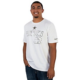 Dallas Cowboys Nike Jason Witten #82 Platinum Player Tee