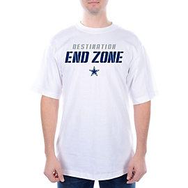 Dallas Cowboys Destination End Zone Tee