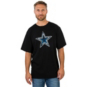 Dallas Cowboys Steampunk Star Tee