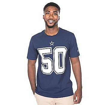 Dallas Cowboys Sean Lee #50 Nike Player Pride Tee