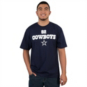 Dallas Cowboys Jason Witten #82 Walnut Name and Number Tee