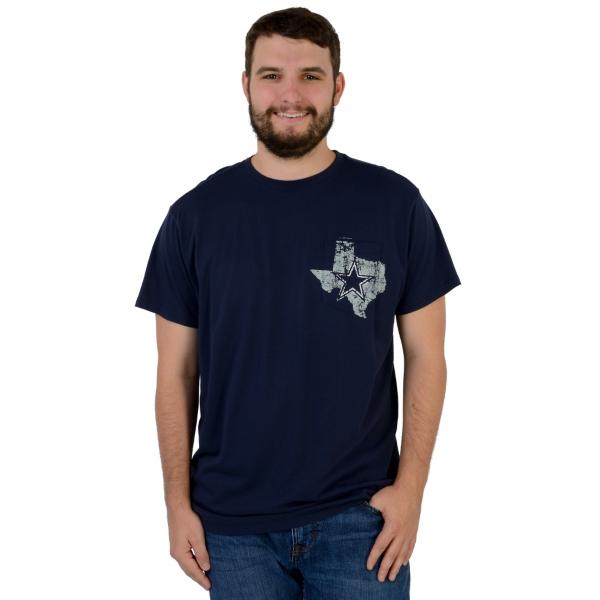 Dallas Cowboys Texas Pride Tee