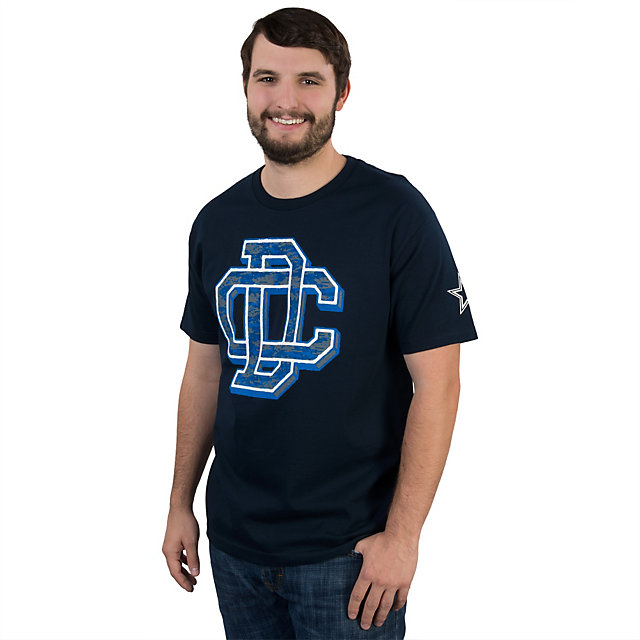 Dallas Cowboys DC Interlock Tee