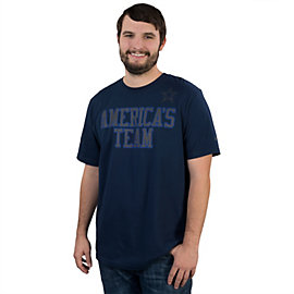Dallas Cowboys Nike Reflective Short Sleeve Tee