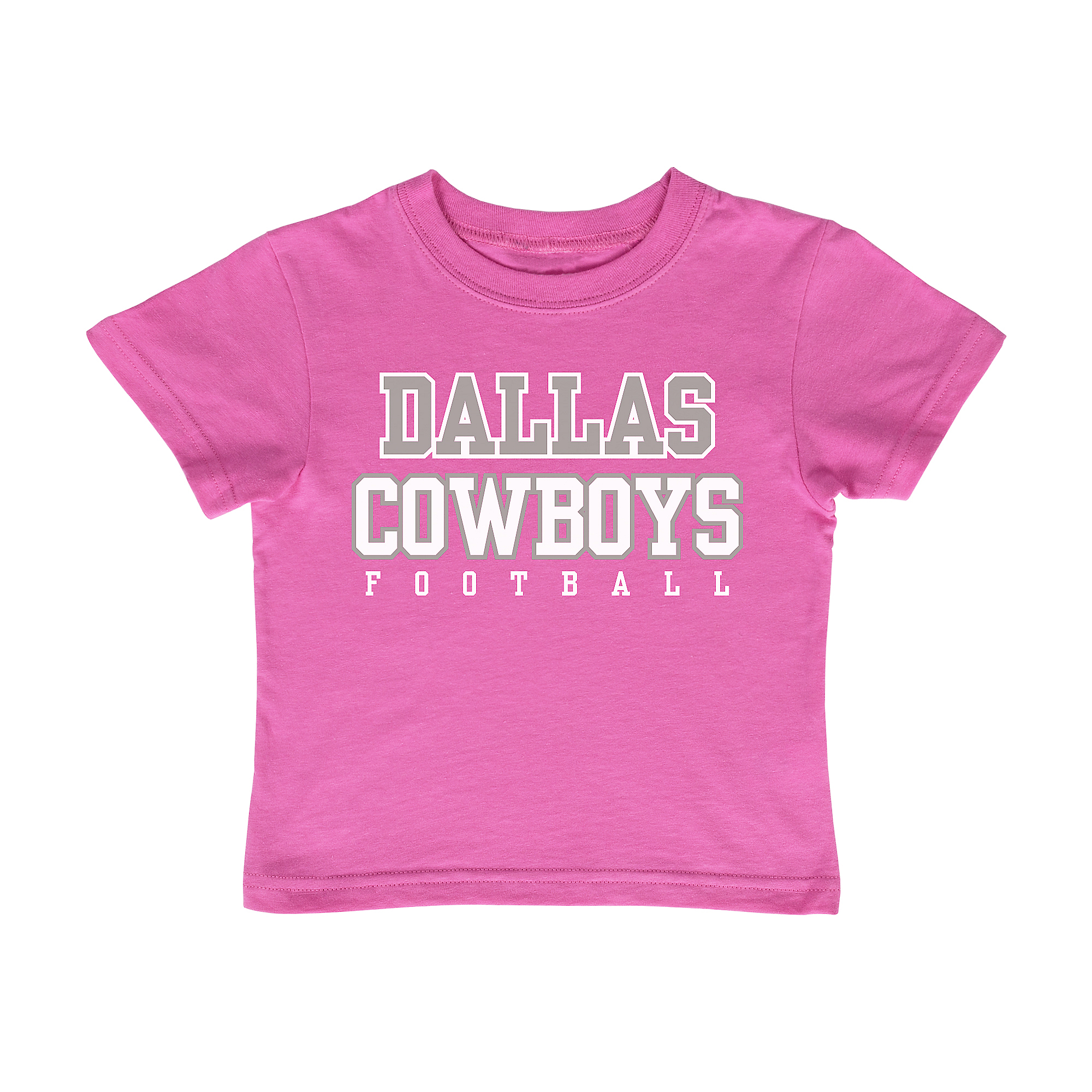 Dallas Cowboys Toddler Practice Tee