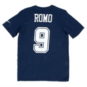 Dallas Cowboys Tony Romo Nike Youth Name and Number Tee