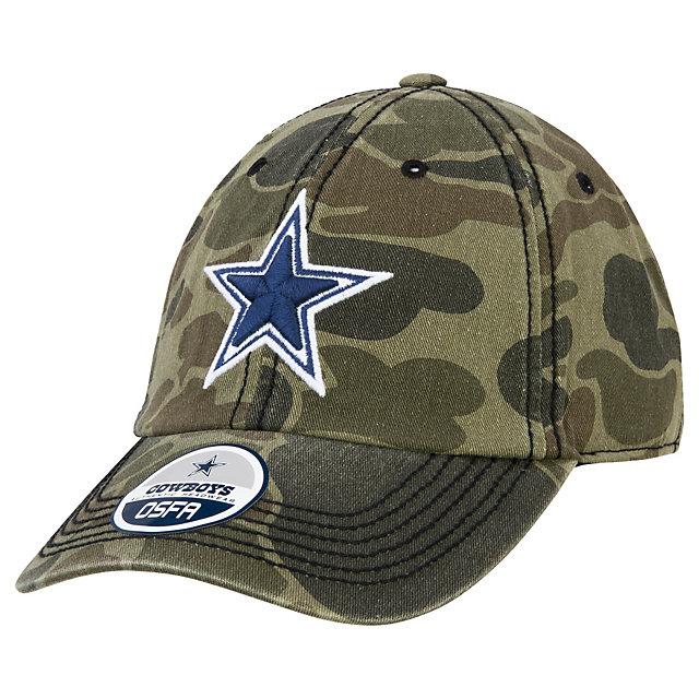 Dallas Cowboys Camolocity Camo Hat