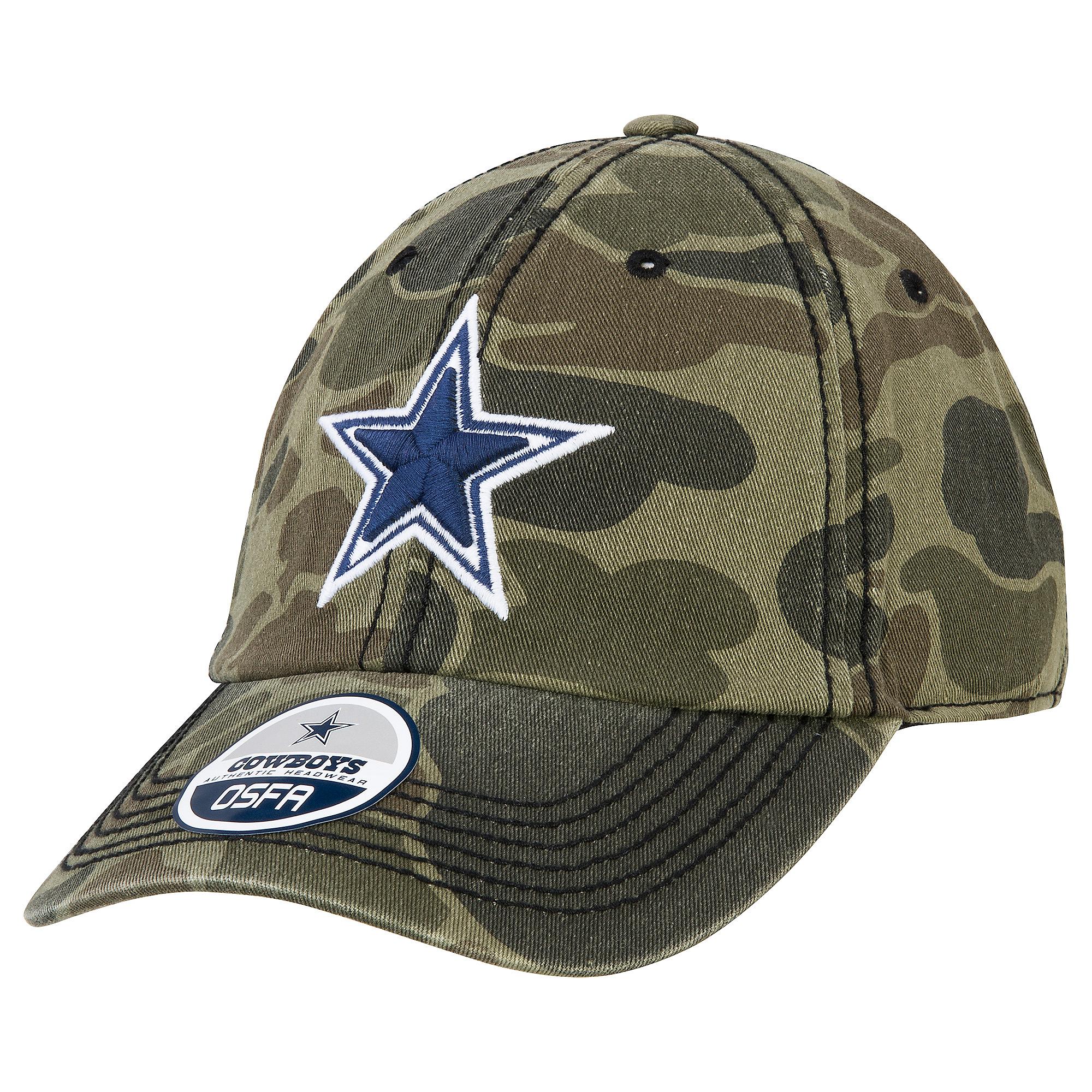 fa5fb4f00 Dallas Cowboys Camolocity Cap