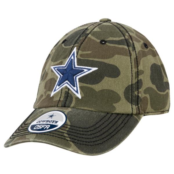 Dallas Cowboys Camolocity Cap