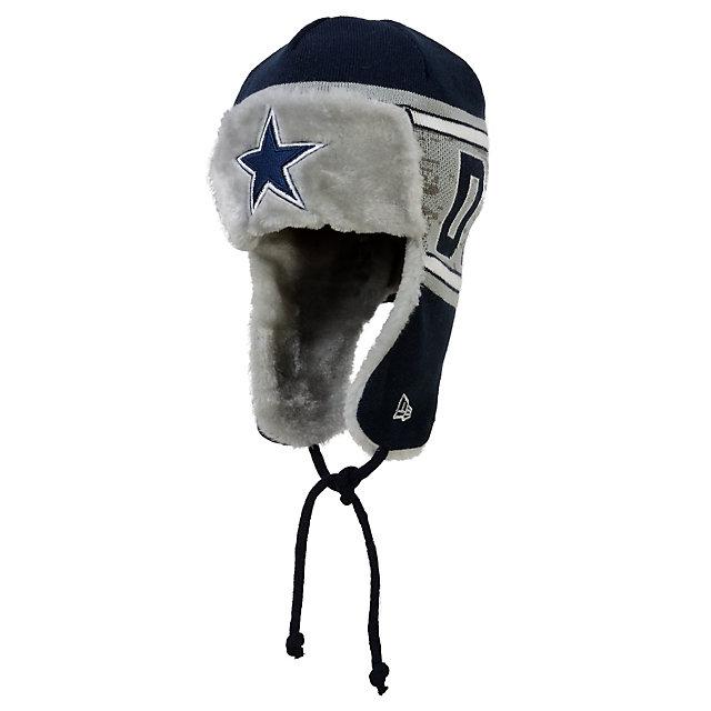 4435d81b71cb6 ... Dallas Cowboys New Era Word Trap Cap Cold Weather Hats Mens Cowboys  Catalog Dallas Cowboys Pro ...