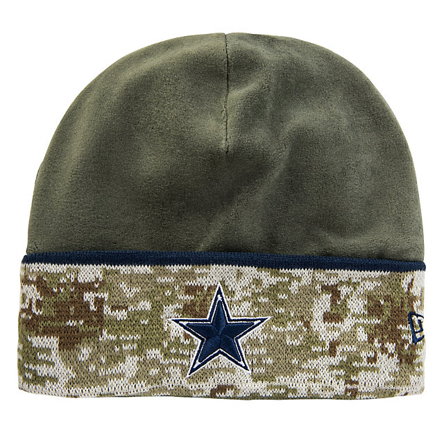 ... free shipping dallas cowboys new era salute to service knit cap salute  to service cowboys catalog b1aa047c920