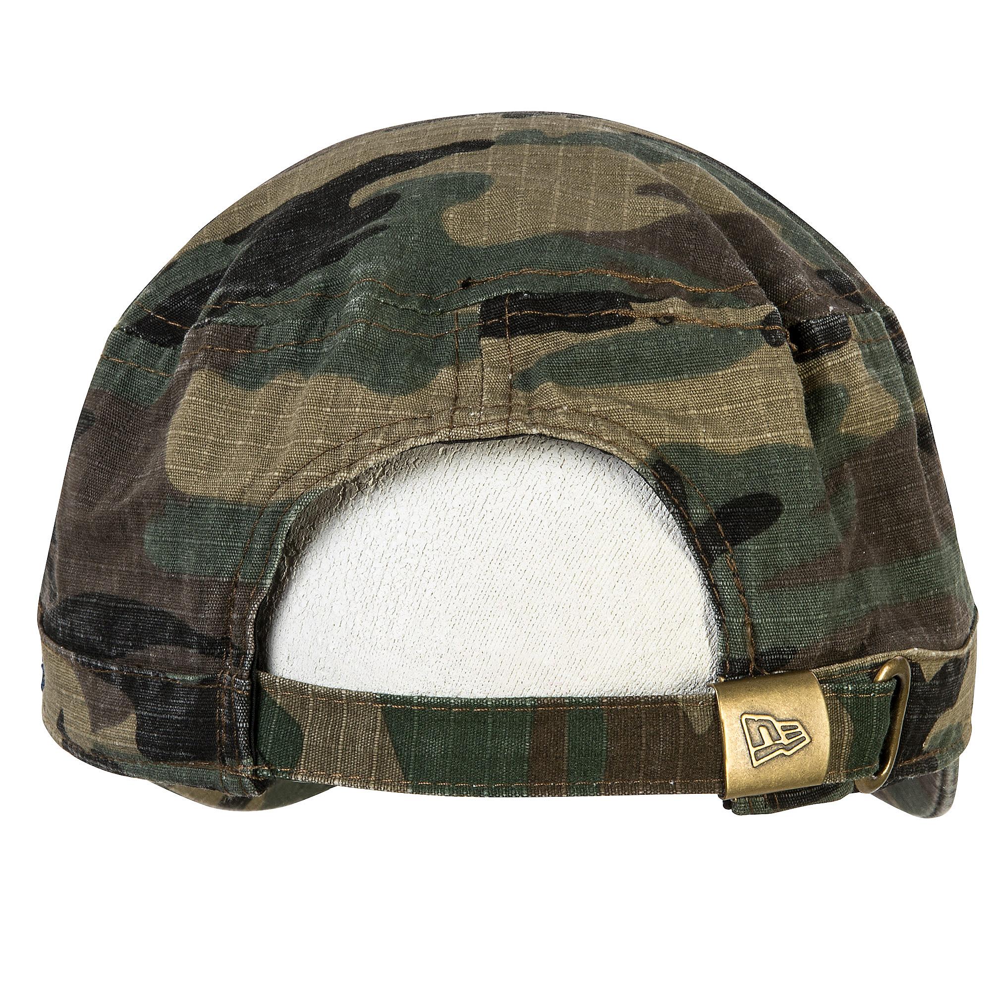 0694100090561 ... Dallas Cowboys New Era Womens Camo Fever Military Cap ...