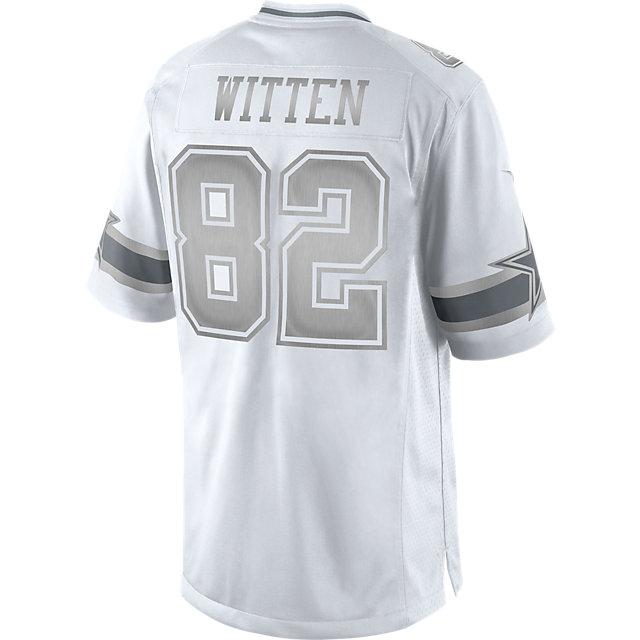 ae0969bff12 ... Dallas Cowboys Jason Witten 82 Nike Platinum Jersey Game Jerseys  Jerseys Mens Cowboys Catalog Dallas Cowboys Limited ...