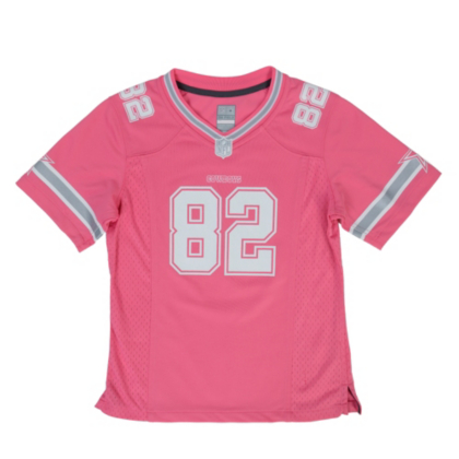 girls cowboys jersey