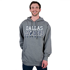 Dallas Cowboys Practice Fleece Hoody