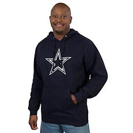 Dallas Cowboys Logo Premier Hoody